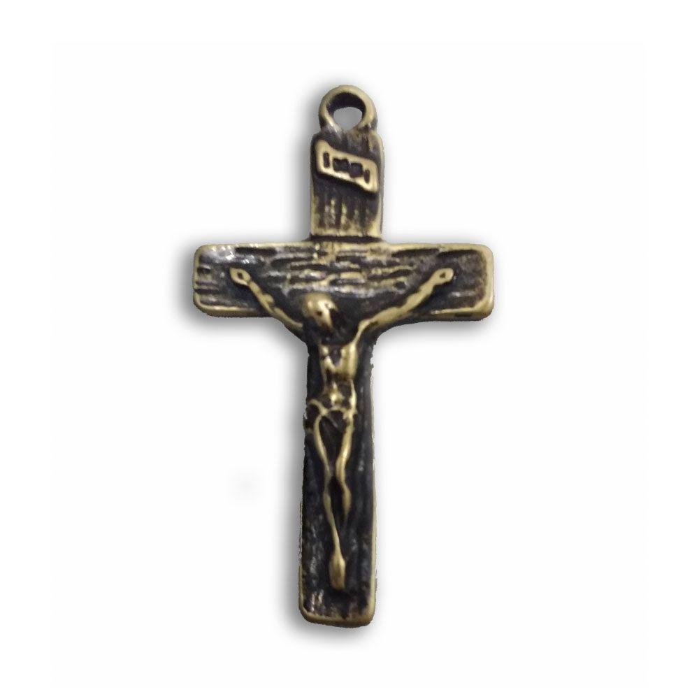 Crucifixo Pequeno Dourado, Conto com Você - MCC  - Cursilho