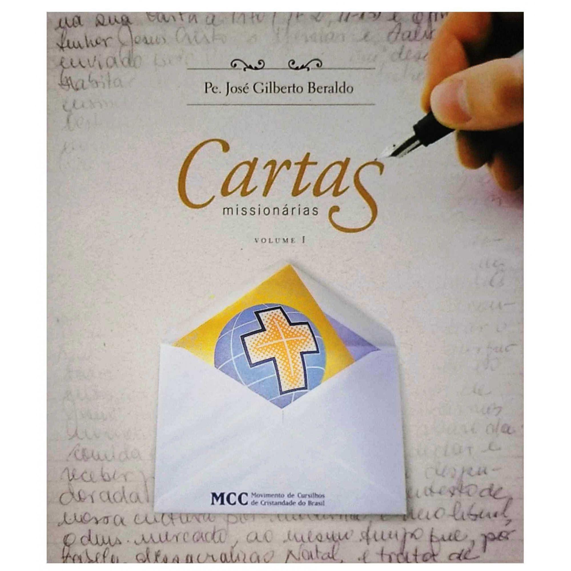 Livro Cartas Missionárias Vol. I  - Cursilho