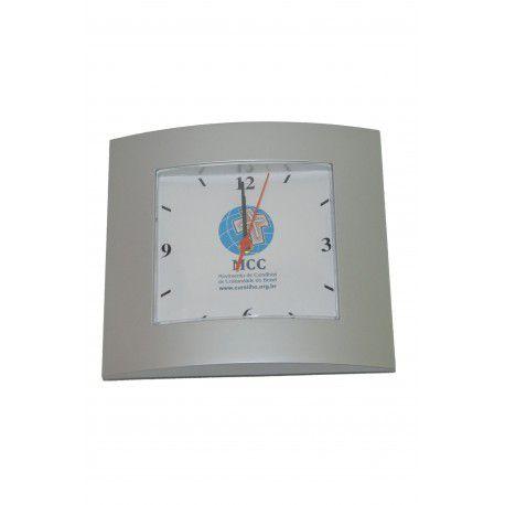 Relógio de Parede - Retangular