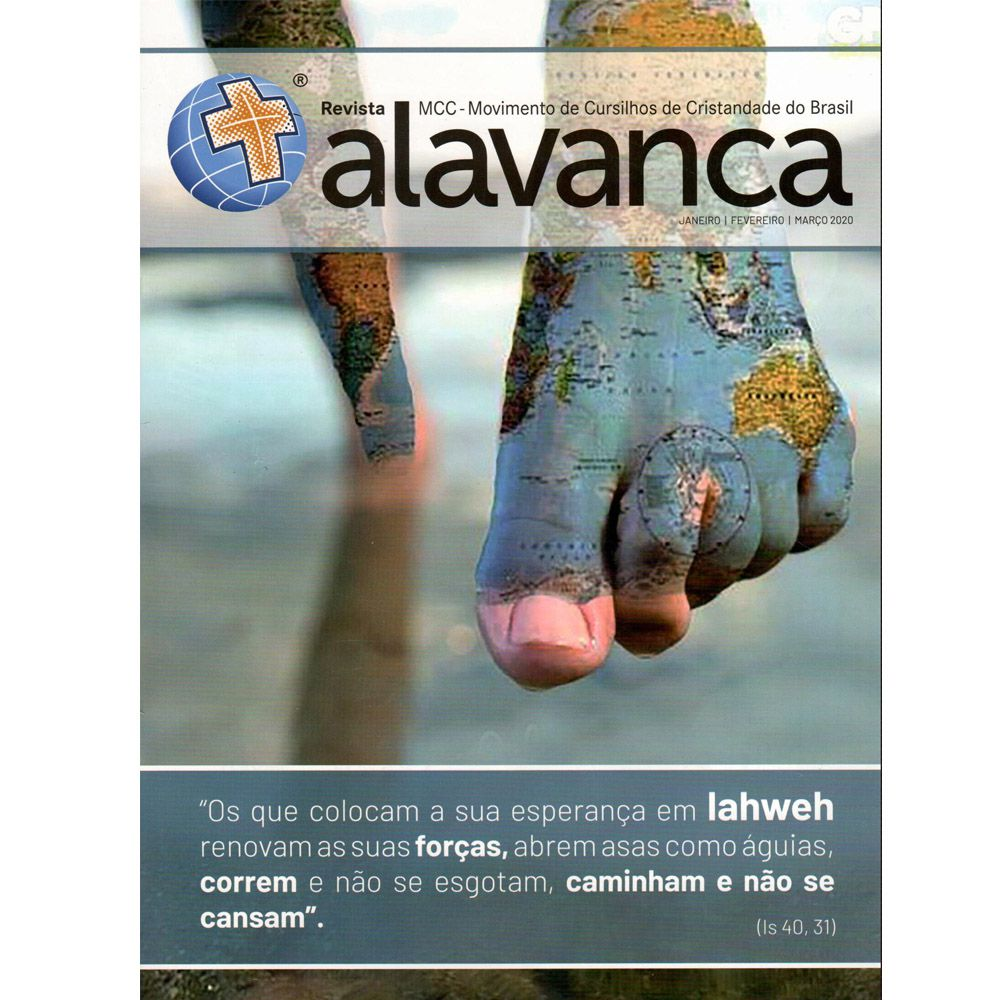 Revista Alavanca 1° Trimestre/2020