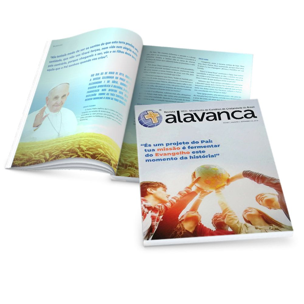 Revista Alavanca 3° Trimestre/2019  - Cursilho