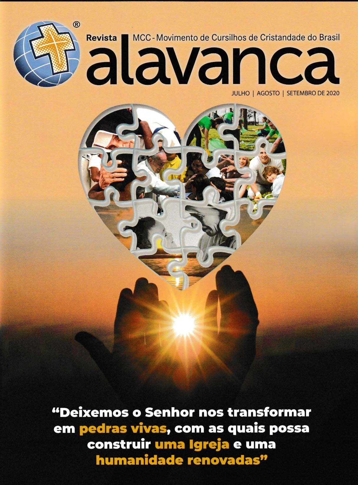 Revista Alavanca 3° Trimestre/2020  - Cursilho