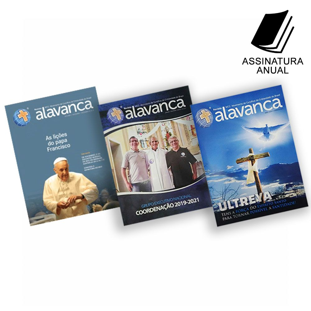 Revista Alavanca - Assinatura Anual