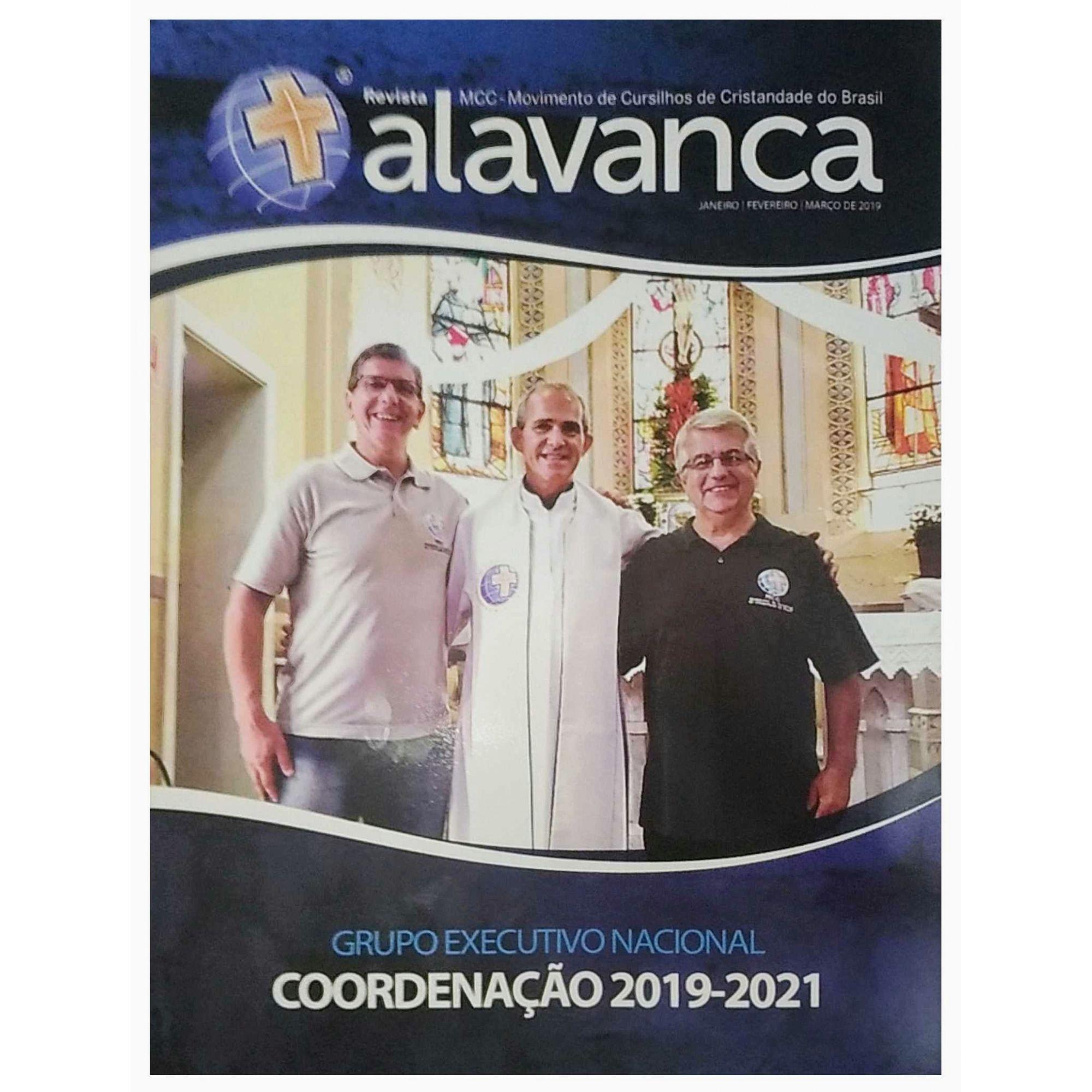 Revista Alavanca - Assinatura Anual  - Cursilho