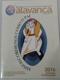 Revista Alavanca Avulsa - abril-maio-junho - 2016