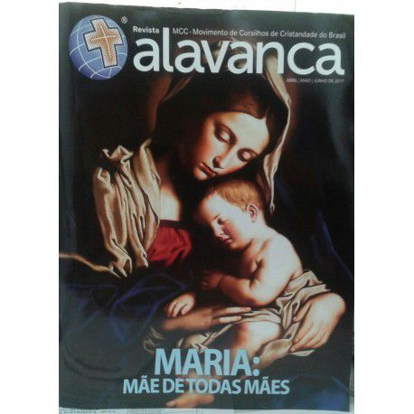 Revista Alavanca Avulsa - abril-maio-junho  2017