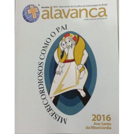 Revista Alavanca Avulsa - jan-fev-março - 2016