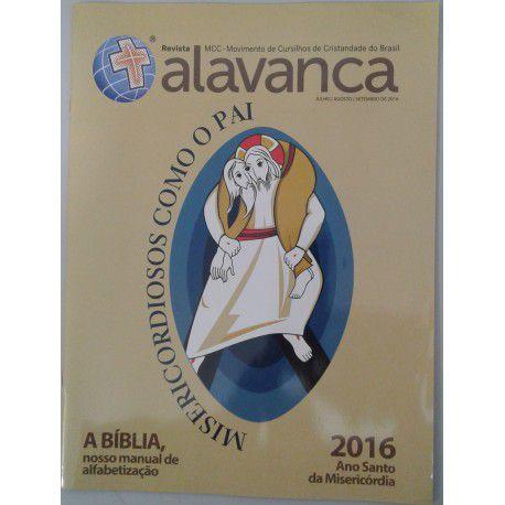 Revista Alavanca Avulsa - julho-agosto-setembro 2016