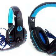 Fone de ouvido headset gamer com microfone