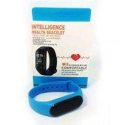 Pulseira inteligente frequência cardíaca pressão arterial