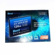SSD 120Gb 2.5 Sata III -Best Memory
