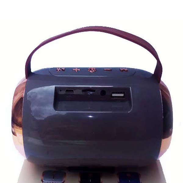 Caixa de som Bluetooth USB/SD Resistente Estampada - WS-Q5