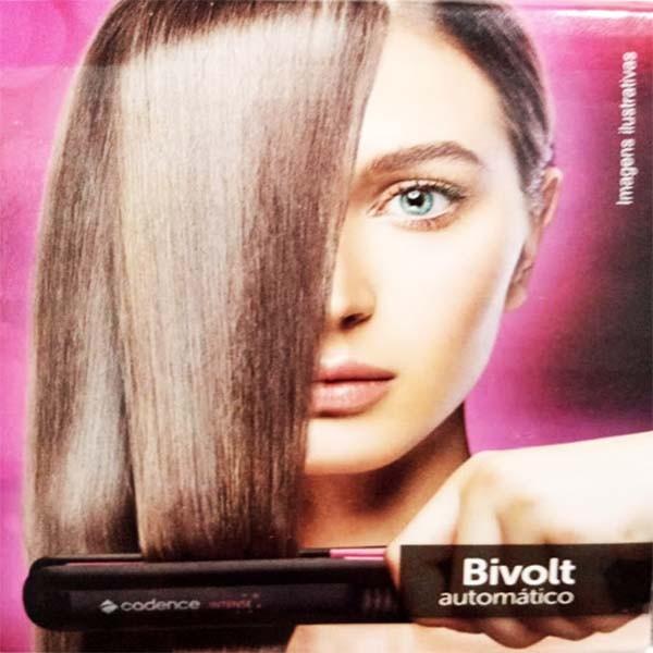 Chapinha de cabelo Cadence seco e molhado