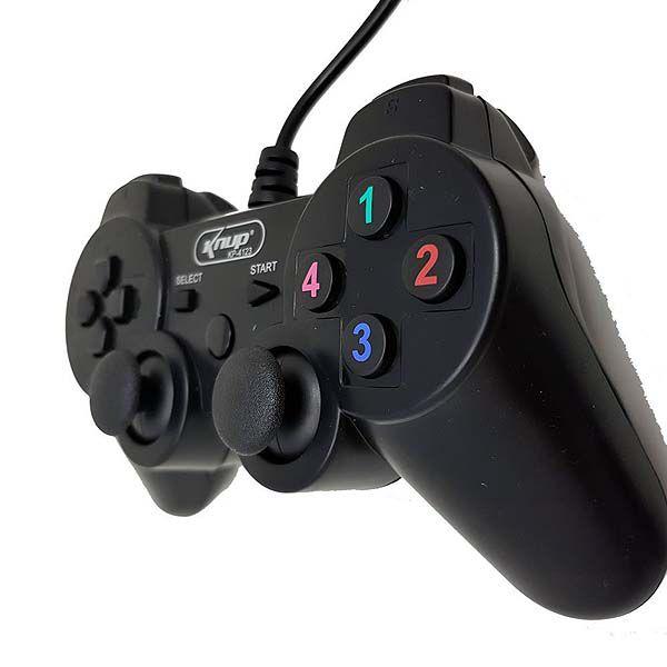 Controle PC Game Conexão USB kp-3121