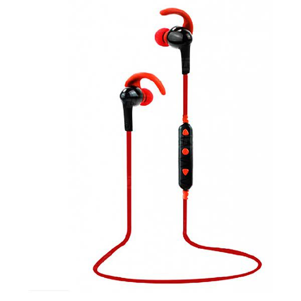 Fone Bluetooth Intra-auricular Metal Gold Stereo Sports Exbom FB-BT-2