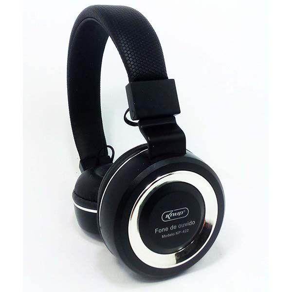 Fone de ouvido kanup-422