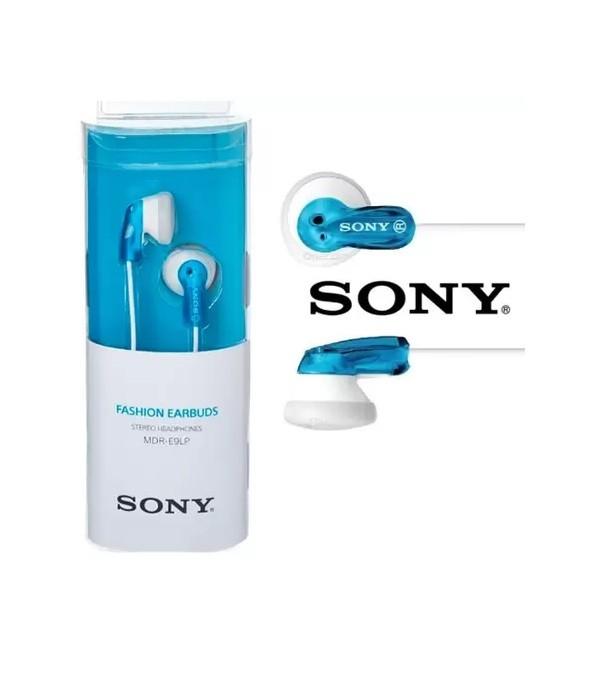Fone de Ouvido Sony intra-articular MDR-E9LP (Azul)