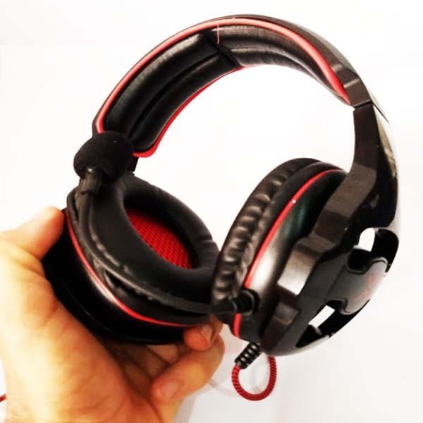 Headphone Gamer com LED HF-G650