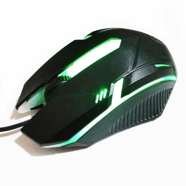 Kit Gamer 3 em 1 Teclado Mouse e Headset