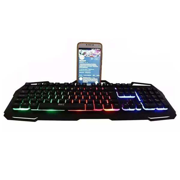 Kit Gamer teclado mouse e Headset