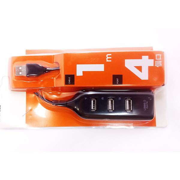 Mini Hub 4 Portas usb