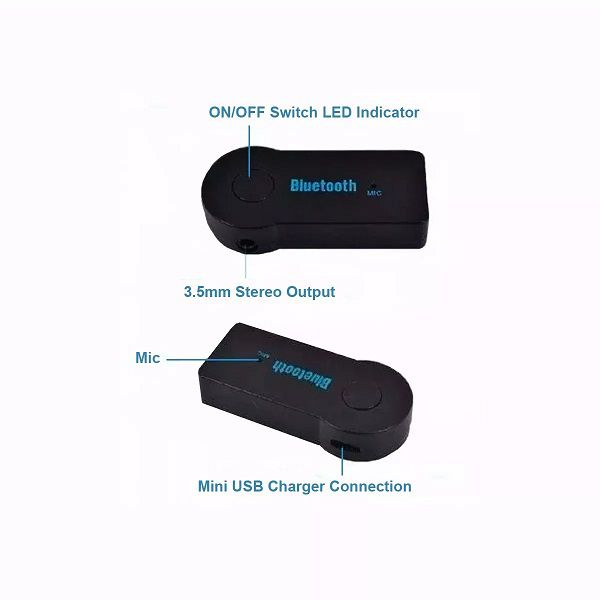Receptor Bluetooth Adaptador