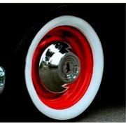 Banda Faixa Branca Tradicional pneu Aro 13, 14, 15 e 16