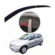 Calha de Chuva Corsa Wind 4 Portas Novo Design Chevrolet