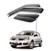 Calha de Chuva Renault Clio Fase 1 - 1996 a 1999