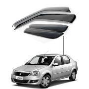 Calha de Chuva Renault Logan 2007 a 2013 4 Portas -