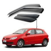 Calha de Chuva Volkswagen Gol G5 portas -