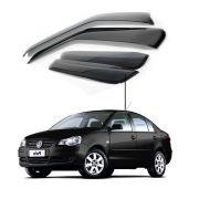 Calha de Chuva Volkswagen Polo Sedan 4 portas -