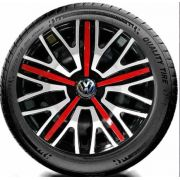 Calota aro 14 Elitte Triton Sport Volkswagem Aro 14 E4503