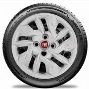 Calota aro 14 Fiat Mod Original Argo 2018 G292