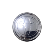 Calota Centro Miolo De Roda Toyota Corolla Cromada