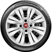 Calota Esportiva Aro 15 Fiat Palio Idea Punto Siena G246u