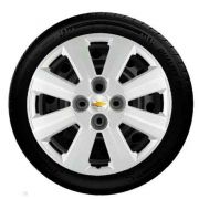 Calota Agile Onix Corsa Celta Prisma Aro 14 Gm G109