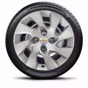 Calota Onix Corsa Celta Prisma Aro 13 Chevrolet #G140