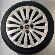 Calota Punto Palio Gran Siena Idea Aro 15 Fiat #G242