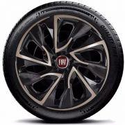 Calotas Esportiva Ds4 Fiat Uno Vivace Aro 13 E3019