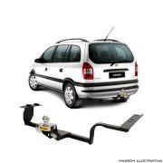 Engate Reboque Chevrolet Zafira  2001 a 2012