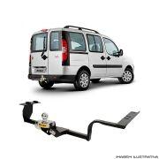 Engate Reboque Fiat Doblo 2001 a 2015