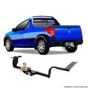 Engate Reboque Peugeot 207 Pick-up hoggar