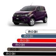 Friso Lateral Personalizado Para Fiat Mobi - Todas As Cores