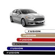 Friso Lateral Personalizado Para Ford  Novo Ka + Calha de Chuva + CApa Volante + Cheirinho