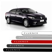 Friso Lateral Personalizado Para Renault Fluence - Todas As Cores