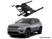 Protetor de Carter Jeep Compass 2017 a 2019