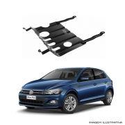 Protetor De Carter Volkswagen Novo Polo Hatch Sedan Cross Fox ace Fox Gol G5