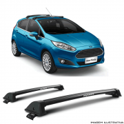 Rack De Teto New Wave Eqmax Ford New Fiesta hatch 2014 a 2017