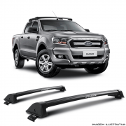 Rack De Teto New Wave Eqmax Ford Ranger 2015 a 2017
